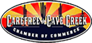 carefree cave creek chamber logo
