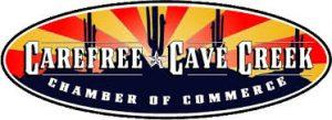 Cave Creek Carefree Chamber of Commerce Logo