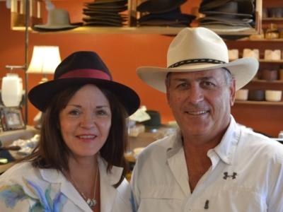Watson's Hat Shop Customers