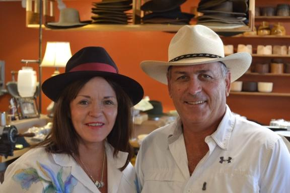 Watson's Hat Shop Customers