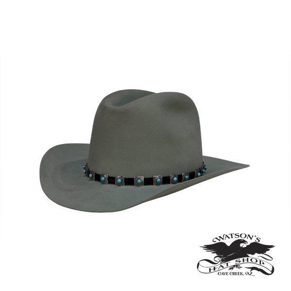 Watson's Custom Hat – Willow Silver
