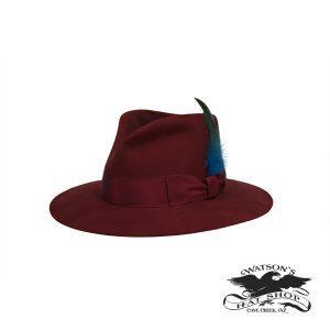 Watson's Custom Hat - The Fashionista