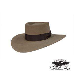 Watson's Custom Hat - The Buckanette