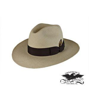 Watson's Custom Hat - The Panama