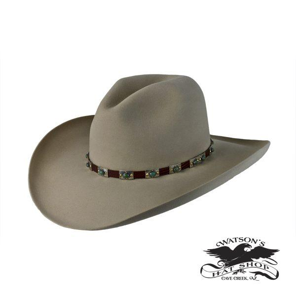 Watson's Custom Hat – The Emerald Cave Creek