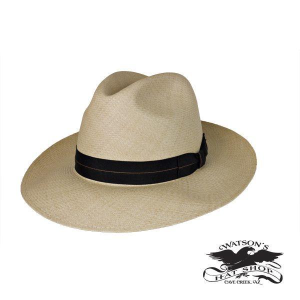 Watson's Custom Hat – The Watson Panama