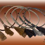 2 Cord Horsehair Hat Bands