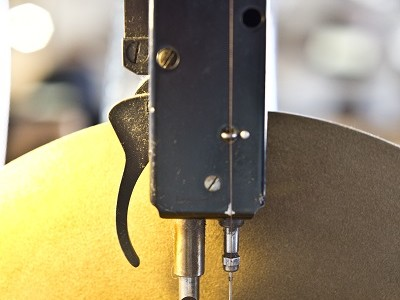 hat sewing machine