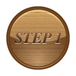 step 1 button