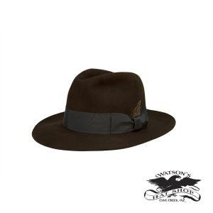 Watson's Custom Hat - The Fedora