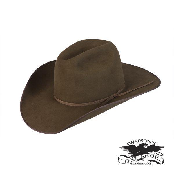 Watson's Custom Hat – Leveled Gus