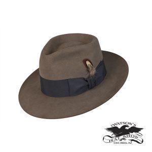Watson's Custom Hat - Signature Watson Fedora