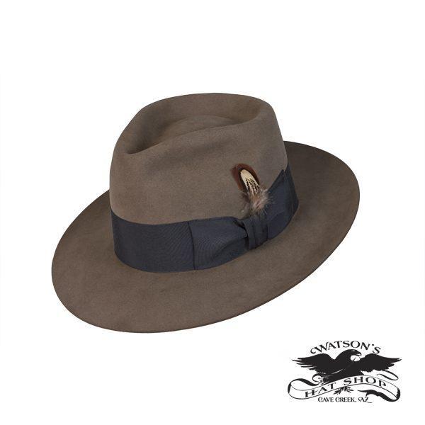 Watson's Custom Hat – Signature Watson Fedora