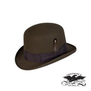 The Raw Derby Hat