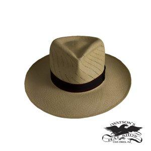 Vented Panama Hat