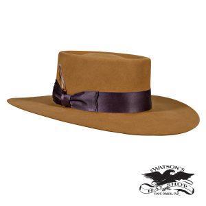 The Buckenette Hat
