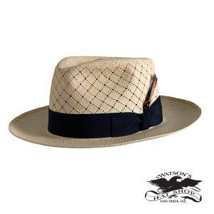 The Cris Cross Panama Fedora