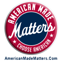 America Made Matters logo