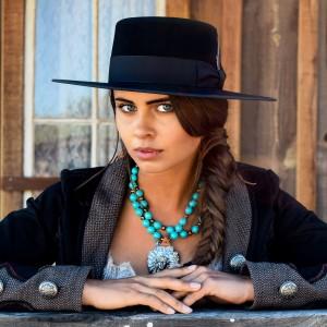The Bolero hat