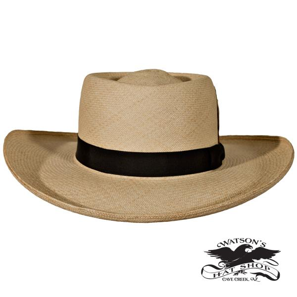 Panama Golf Hat-Front