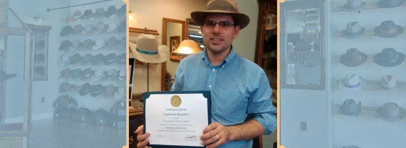 watson wins spotlight award