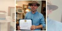 eric watson awarded small business spotlight award