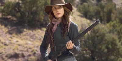 Godless- Michelle Dockery