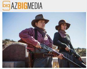 Valley s Watson s Hat Shop works on Godless for Netflix AZ Big Media