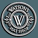 Watson's Hat Shop Logo