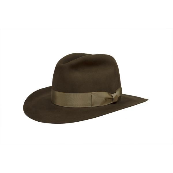 28737f47dcae62 Fly Fisherman Fedora - Watson's Hat Shop