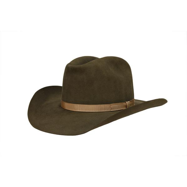 Watson's Custom Hat - The Evergreen