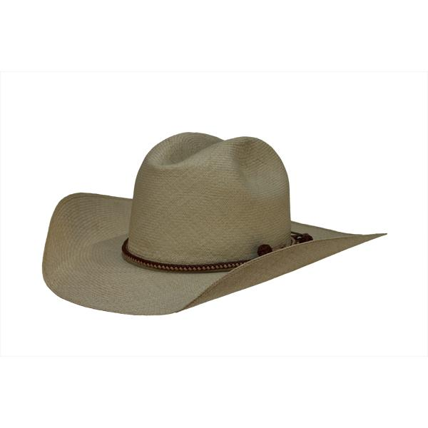 Watson's Custom Hat - Cowboy Panama