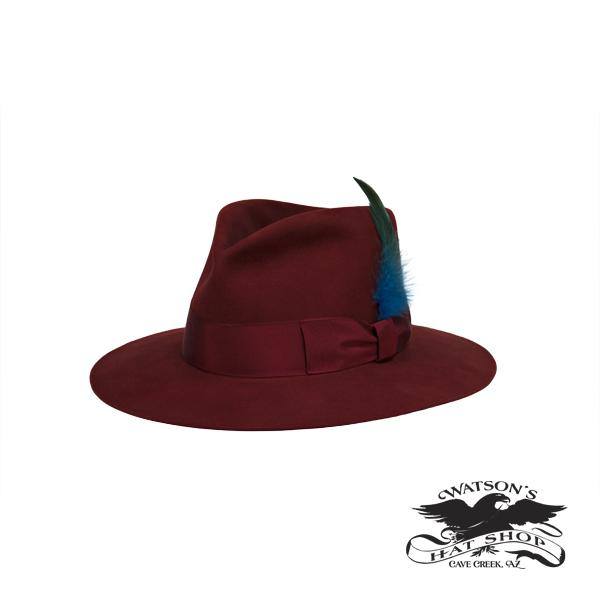 Watson's Custom Hat - The Fashionista