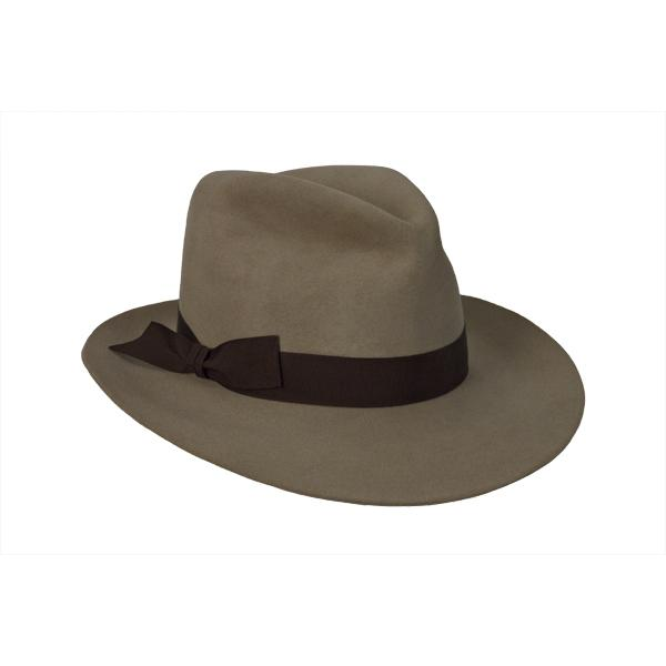 Watson's Custom Hat - The Ladies Trilby
