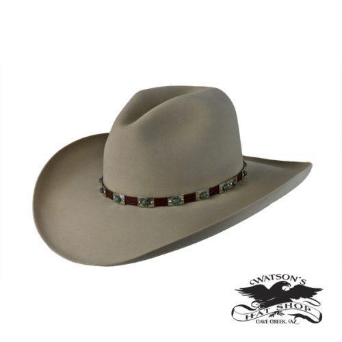 Watson's Custom Hat - The Emerald Cave Creek
