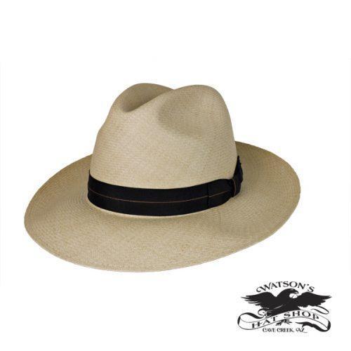 Watson's Custom Hat - The Watson Panama