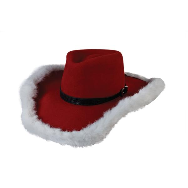 Watson's Custom Hat - The Miss Clause