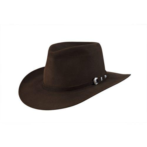 Watson's Custom Hat - The Outback