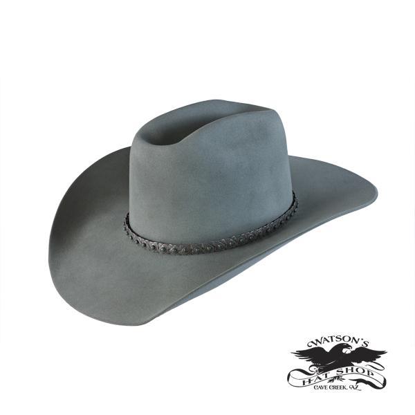 Watson's Custom Hat - The Santa Fe