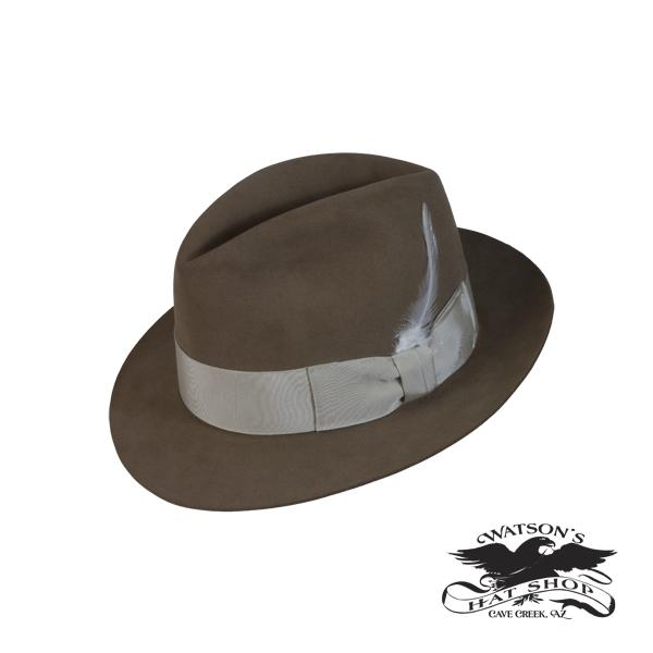 325b725d0c639 The Scottsdale Fedora - Watson s Hat Shop