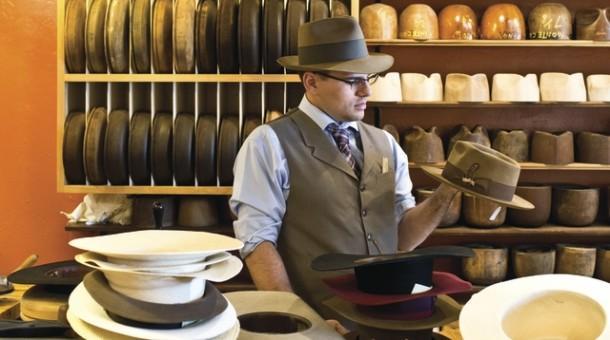 Eric Watson for Luxury Magazine