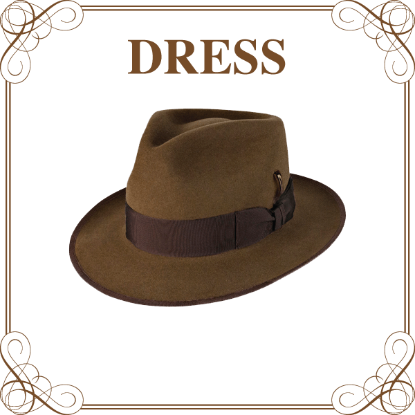 Watson's Dress hats