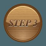 step 3 button