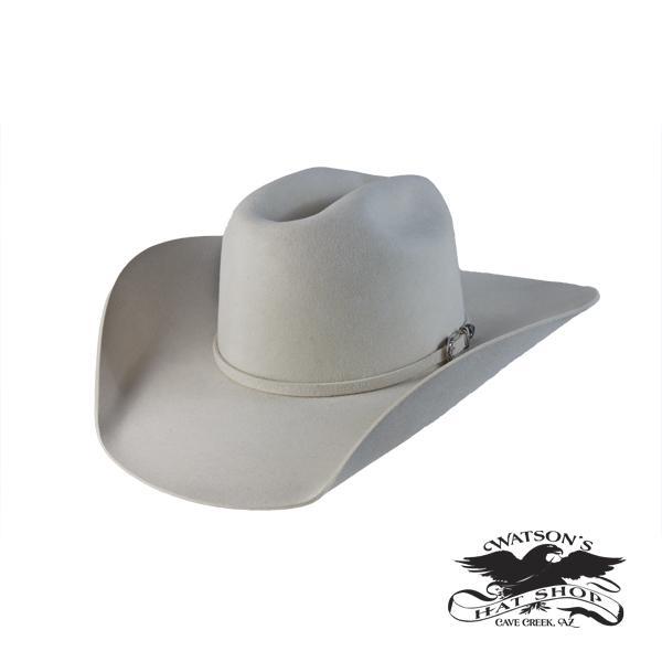 Watson's Custom Hat - The Cattleman Cowboy hat