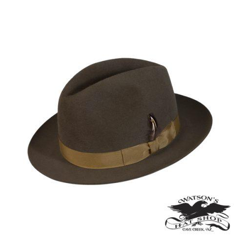The Stingy Brim Fedora