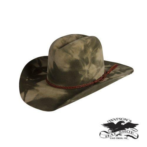 Camo Cowboy Hat