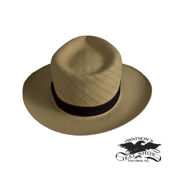Vented Panama Hat