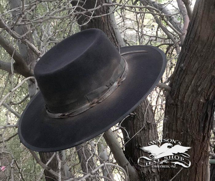 Bohannan custom Watsons hat