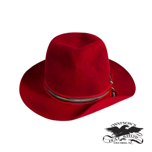 Paddington Red Ladies Fedora