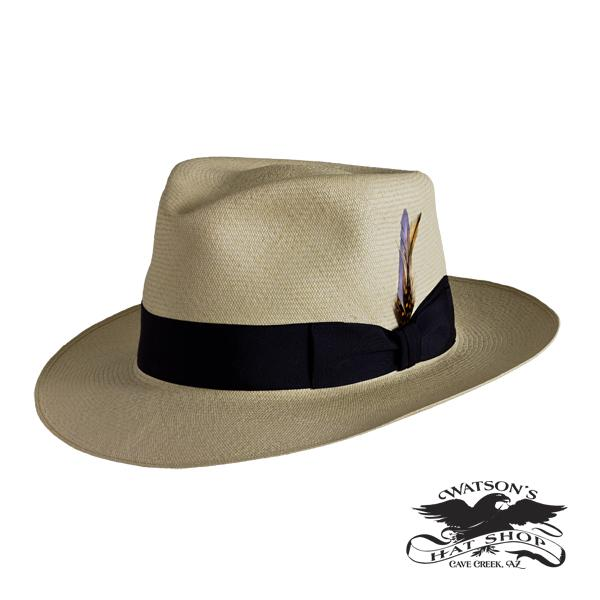The Milano Montecristi Panama - Watson's Hat Shop